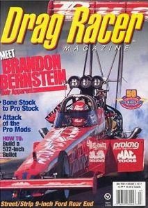Drag Racer Magazine Subscription
