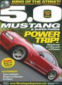 5.0 Mustang Magazine Subscription
